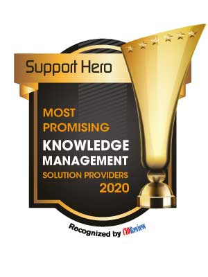 Top 10 Knowledge Management Solution Companies - 2020