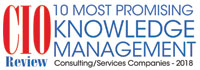 10 Most Promising Knowledge Management Consulting/Services Companies - 2018