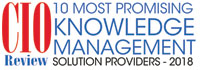 Top 10 Knowledge Management Solution Companies - 2018