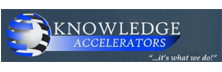 Knowledge Accelerators